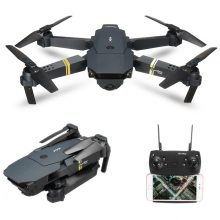RC Foldable Quadcopter With Wide Angle HD Camera